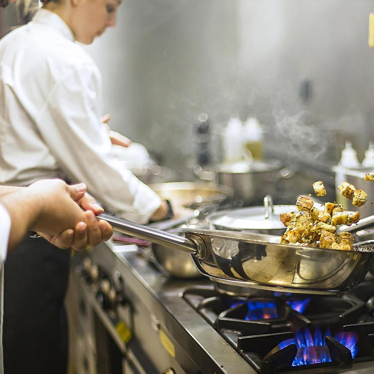 Food Preperation and serviing services